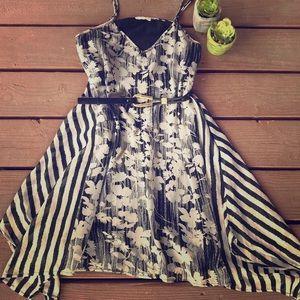 Jazzy n fresh dress..NWOT!👯♀️